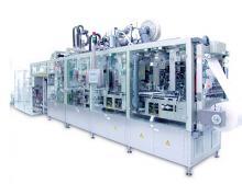 Herstellungs- und Verpackungsmaschine