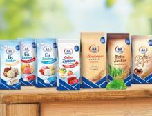 Nachhaltig und innovativ: Neue Verpackungen für Diamant Zucker Produkte