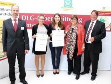 """DLG verleiht """"DLG-Sensorik Award 2015"""""""