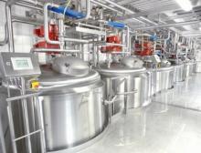 Ausmischung in der Lebensmittelindustrie