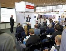 Schüttgut Dortmund 2015 Innovation Center
