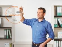 Stefan Kauß, Leiter Nachhaltigkeit und Sicherheit der Bitburger Braugruppe