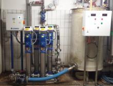 Kundenspezifisches Doppelpumpensystem von Xylem Water Solutions