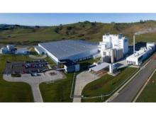 Gea Anlage geht für Yashili in Pokeno, Neuseeland in Betrieb