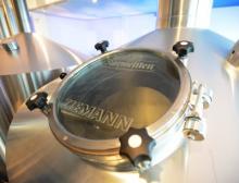 """Label """"Best Practice Energieeffizienz"""" für Sudhaus der Karmeliten Brauerei"""