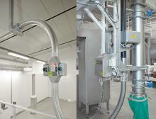 Rohrmagnet und Metall-Separator