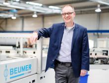 Christoph Beumer von der Beumer Group