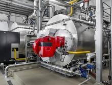 Erdgasfeuerungen bei der Oettinger Brauerei