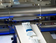 Verpackungslinie von Bosch Packaging