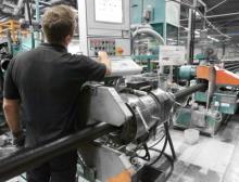 Contitech-Werk in Korbach