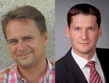 Andreas Krüger und Dirk Hämling
