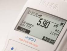 Hanna Instruments präsentiert Serie von pH-Metern und zugehörigen Elektroden