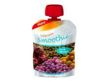 Smoothies von Henkel in Laminatverpackung