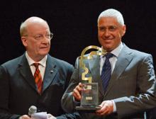 Preisverleihung Hermes Award