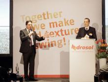 Dr. Matthias Moser von Hydrosol im Gespräch mit Dr. Peter Eisner