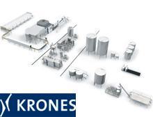 Krones Schnittstellenfreies Gesamtkonzept von Prozess- und Fülltechnik