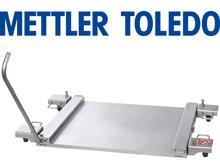Mettler Toledo mobile Waage