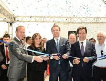 Eröffnung in Izmir