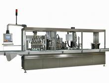 Optima SHF8 i Verpackungsmaschine
