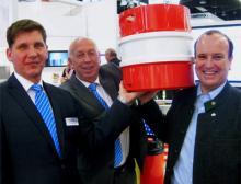 Guido Klinkhammer, Franz Gruber, Karl Schiffner, Schäfer Container Systems