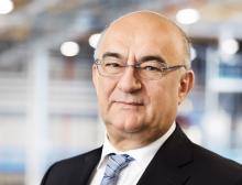 Dr. Robert Bauer, Vorstandsvorsitzender von Sick