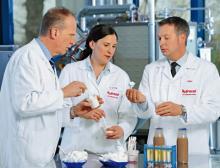 Stabilisierungssysteme für Milchprodukte