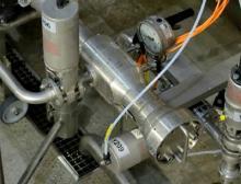 Produktion mit Molchsystem bei Alete