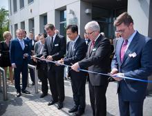 Yaskawa Eröffnung Breslau