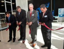 Neubau-Eröffnung von Yaskawa Ibérica