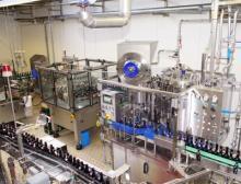 Die neue Abfüllline für Spezialitäten- und Bügel-Flaschen