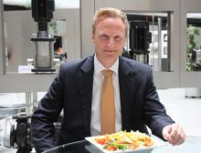 André Vennemann, Vertriebsdirektor bei Grundfos