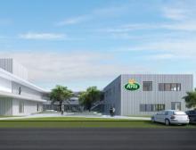Arla Innovationszentrum für die Erforschung von Molke