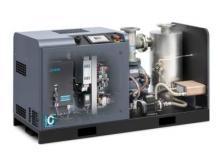 Die neue Serie an intelligenten Flüssigkeitsring-Vakuumpumpen von Atlas Copco