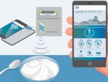 Analyse von Lebensmittel mit dem Smartphone