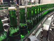 Abfüllanlage Brauerei