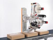 Bluhm Systeme Etikettenspender Alpha HSM