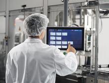 Human Maschine Interface 4.0 von Bosch Packaging