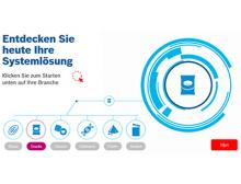Bosch Packaging Online Konfigurator