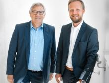Ulrich Burkart und Dominik Bröllochs koordinieren künftig alle Nachhaltigkeitsmaßnahmen der Optima Unternehmensgruppe