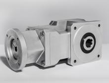 Neues Kegelstirnradgetriebe KS210