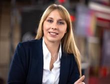 Katharina Knötel tritt die Nachfolge von Christian Rasche an