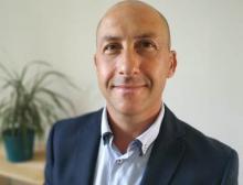 Christophe Lalanne, Niederlassungsleiter VT France