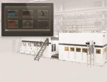 KHS Plasmax Maschine auf der Hannover Messe