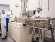 Der Coperion ZSK Food-Extruder in Hybrid-Design