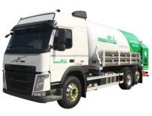 Cryoease-Tankwagen von Air Products