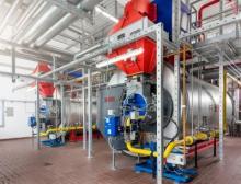 Die neuen Bosch-Dampfkessel