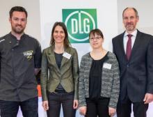 Referenten und Moderator des DLG-Lebensmitteltags Sensorik 2017