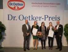 Verleihung des Dr. Oetker Preises