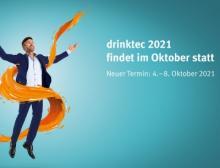Neuer Termin: Nächste Drinktec findet im Oktober 2021 statt