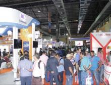 Messeimpressionen der Drink Technology India 2017